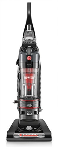 Hoover WindTunnel 2 Rewind Bagless Corded Upright Vacuum UH70821PC, Silver Windtunnel 2 Upright