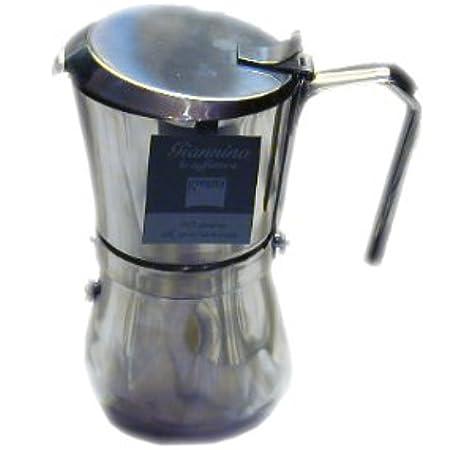 9/6 tazas Giannini La cafetera espresso Giannina con elementos ...
