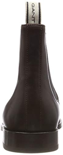 Marrone Marrone Marrone Uomo Stivali G46 Gant Gant Gant Brown Chelsea Max Dark pBH8BIx6wq