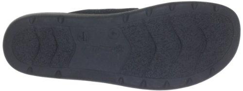 Ganter Selina, Weite F 5-202902-01000 - Zuecos de cuero para mujer Negro