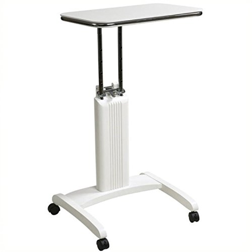 Scranton and Co Adjustable Laptop Stand in White by Scranton & Co