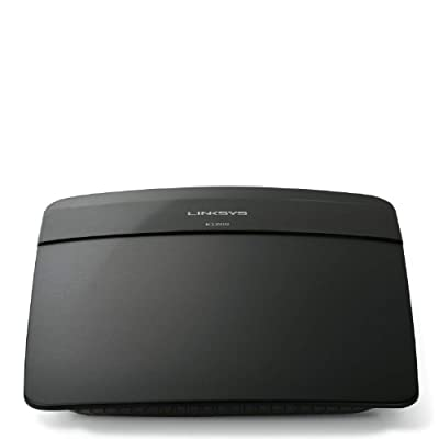 New CISCO LINKSYS E1200 WIRELESS N ROUTER from Cisco