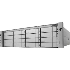 Promise Technology VR2600TISABA Vess R2000 SAN Server - Hexa-core (6 Core) 1.10 GHz - 16 x Total Bays - RAID Supported - 10 Gigabit Ethernet - Network (RJ-45) - 3U - Rack-mountable