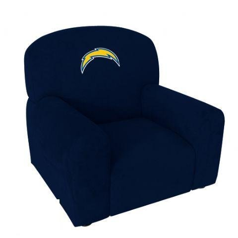 NFL Kid's Stationary Chair NFL Team: San Diego Chargers