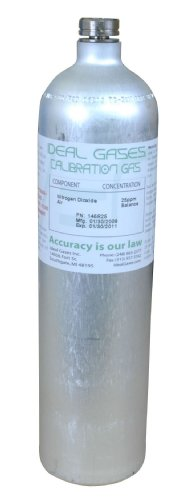 Hydrogen Monitors Sulfide (G450 MixIdeal Replacement Calibration Gas)