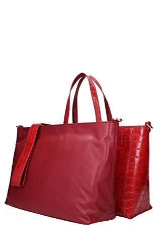Borse a Mano Versace Jeans Donna - Poliestere (E1VQBBS175466) Red