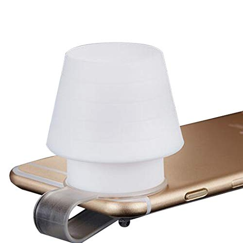 Measurement Smart Bookmarks - Bangcool Phone Lampshade Creative Clip on Multi Purpose Portable Phone Holder Book Marker