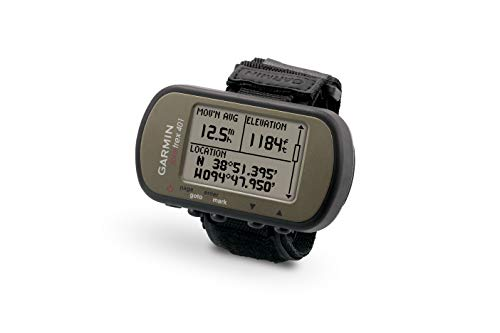 - Garmin Foretrex 401 Waterproof Hiking GPS