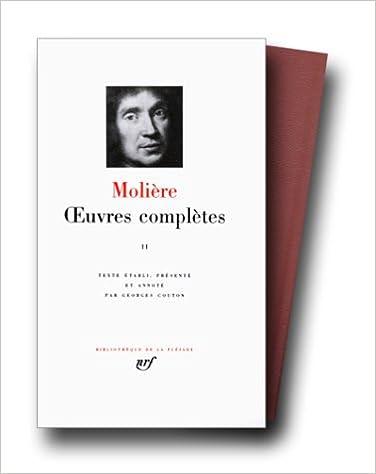 En ligne téléchargement Molière : Oeuvres complètes, tome 2 pdf, epub ebook
