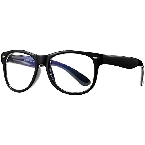 Blue Light Blocking Glasses for Kids - Boys & Girls Unbreakable Frame (3-12 Years)