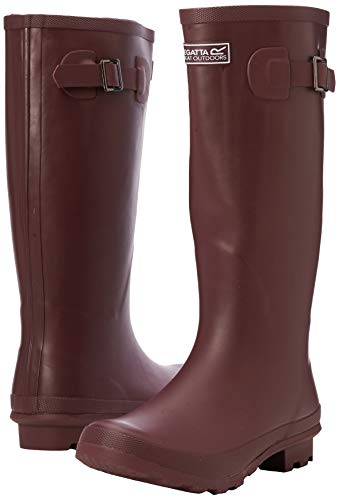 Wellington Femme Red Regatta Ii Bottes amp; Lady Fairweather 173 Pluie Bottines burgundy Boot De vRqxtfZR