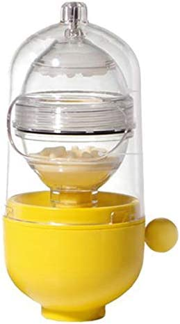 Compra Nrpfell MáQuina de BudíN de Huevo Batidora Mezcladora de Huevos con CáScara Fabricante de Huevos de Oro ...