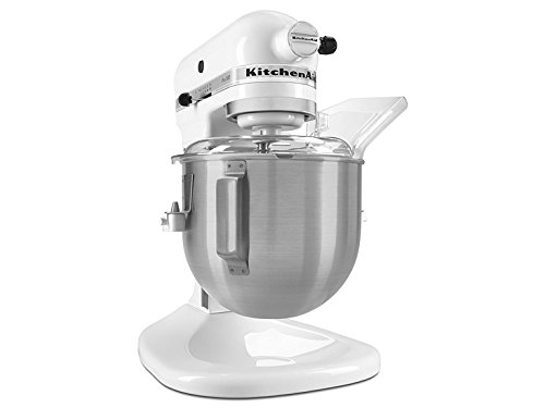 KitchenAid Pro 500 Series 5 Quart Bowl-Lift Stand Mixer, White ( Certified Refurbished) Review