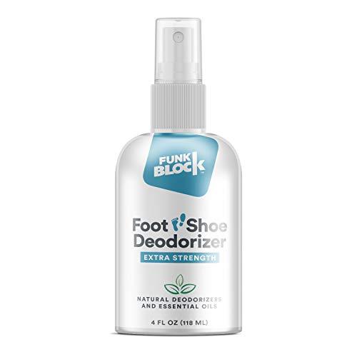 FunkBlock Shoe Deodorizer Foot Spray product image