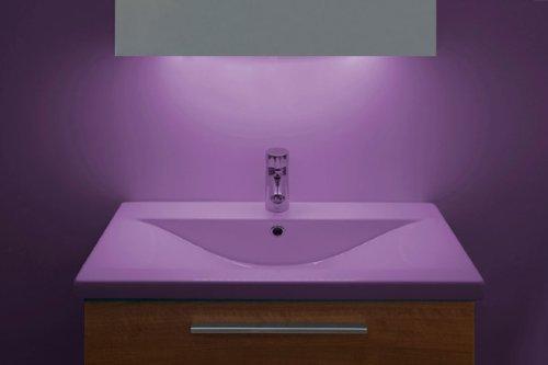 Ambient Shaver LED Bathroom Illuminated Mirror With Demister Pad & Sensor K37su