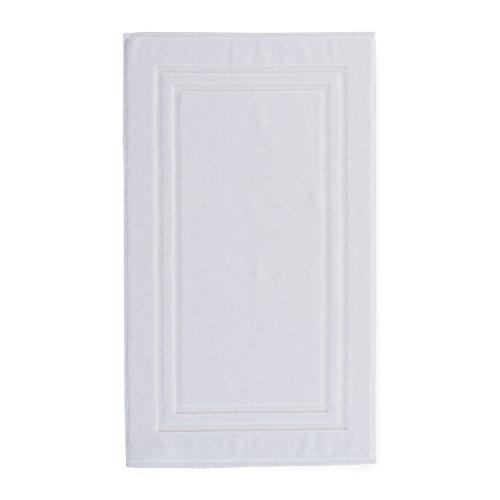 Chortex Luxury Bath Mat (Pack of 2), White
