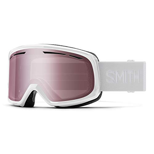 Smith Drift Snow Goggle - White '21 | Ignitor Mirror