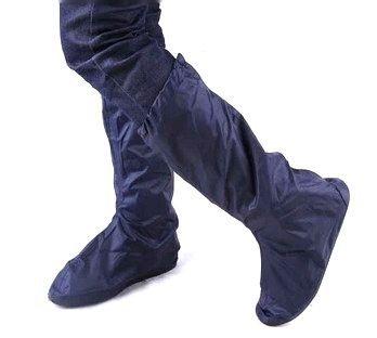 完全防水 ! 靴を履いたまま履ける レインブーツ カバー Lサイズ 工場オリジナルOEM生産商品