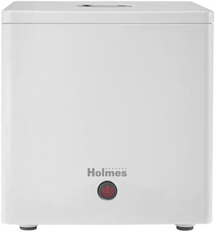 Holmes Ultrasonic Cube Humidifier (White)