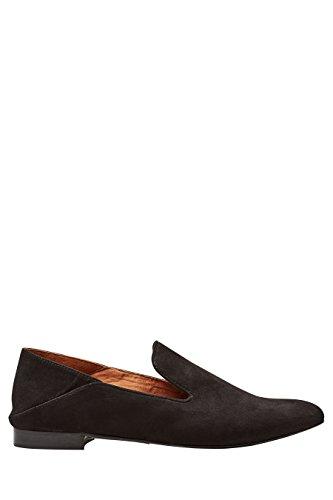 next Mujer Zapatos sin cordones llamativos Corte Regular Negro