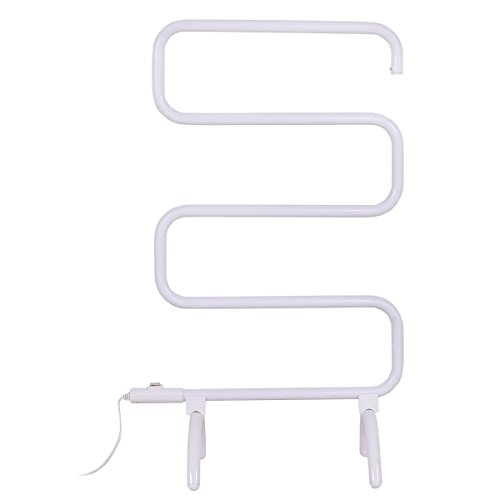 Seenshop51 Towel Rack Warmer Drying New 100W Electric Freest