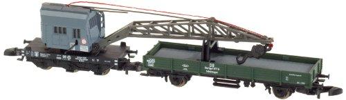 Märklin - 86571 - Modélisme Ferroviaire - Wagon - Coffret de Wagons-Grues
