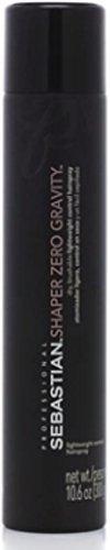 Sebastian Professional Shaper Zero Gravity Hairspray, 10.6 oz