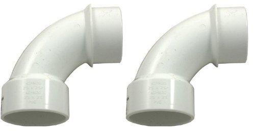 (PVC Pipe Fitting, 90 Degree 2