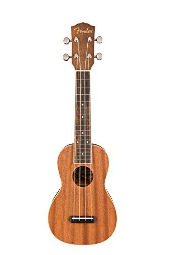 Fender Soprano Ukulele'U'Uku' - Mohagony