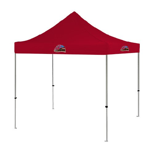 Mesa CC 9 ft x 9 ft Red Tent 'Official Logo' by CollegeFanGear