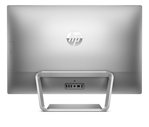 HP Premium All in One Desktop 23.8 Inch Full HD (1920×1080), 6th gen Intel Core i3-6100T 3.2Ghz processor, 8GB Ram, 1TB HDD,DVD Burner, WiFi/HDMI/Webcam, Win 10, Included Keyboard and Mouse