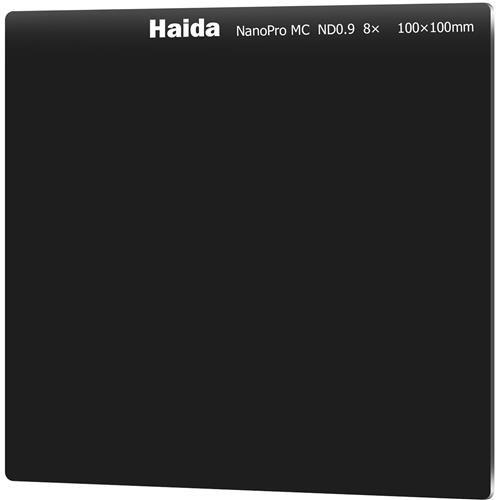 Haida NanoPro MC 100mm ND8 Filter Optical Glass Neutral Density ND0.9 3 Stop 100 Cokin Z Compatible