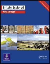 Book Britain Explored (General Adult)