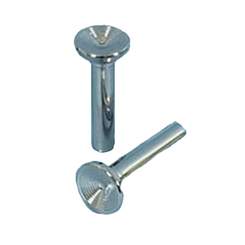 - Eckler's Premier Quality Products 33-179149 Camaro Door Lock Knobs, Chrome,