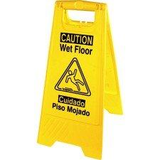 Genuine Joe Universal Graphic Wet Floor ...