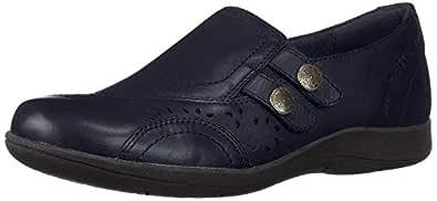 ROCKPORT Women's, Daisey Slip on Shoes Navy 6.5 M