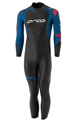 Orca 1.5 Alpha Wetsuit Men - Triathlon Neoprenanzug, Größe:7