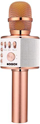 Bonaok Wireless Bluetooth Karaoke