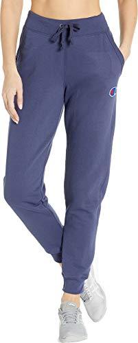 Champion Women's Powerblend¿ Fleece Jogger - Applique Y07464 Imperial Indigo Medium 28