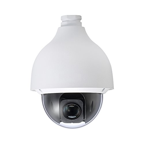 HDView DHTek 2MP IP PoE PTZ Camera, 25X Optical Zoom,Two-Way