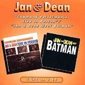 Command Performance-Live In Person / Jan & Dean Meet Batman by One Way Records Inc
