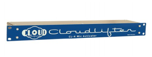 - Cloud Microphones CL-4 Cloudlifter 4-channel Mic Activator, Rack