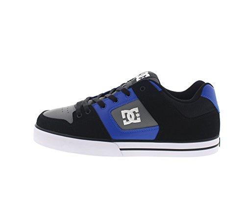 DC - Sneaker PURE 300660 - black blue grey Schwarz
