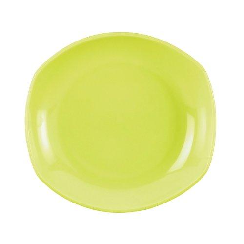 DANSK Classic Fjord Salad Plate, Apple Green