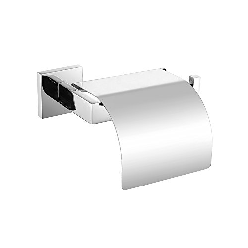 Symmons 353TPC Toilet Paper Holder with Cover, Chrome 70%OFF