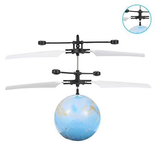 Aviones divertidos de control remoto Flying Ball Kids Toys ...