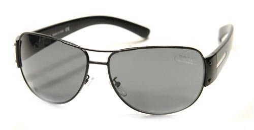 fcfc5b425146f Amazon.com: AUTHENTIC PRADA SUNGLASSES SPR 52G BLACK 1BO-1A1 SPR52G ...