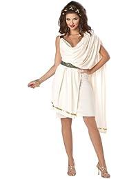 Women's Deluxe Classic Toga Tunic Costume