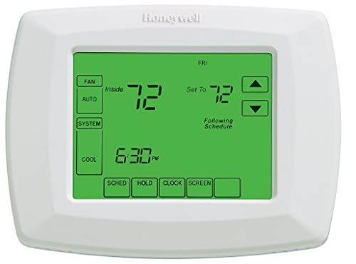 Honeywell RTH8500D 7-Day Touchscreen Programmable Thermostat