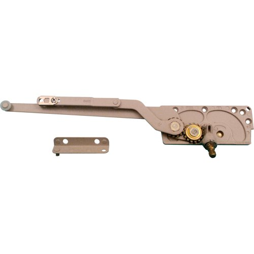 Prime-Line Products TH 23076 Entrygard Dual Arm Operator with Stud Bracket, Left (Prime Line Hardware)